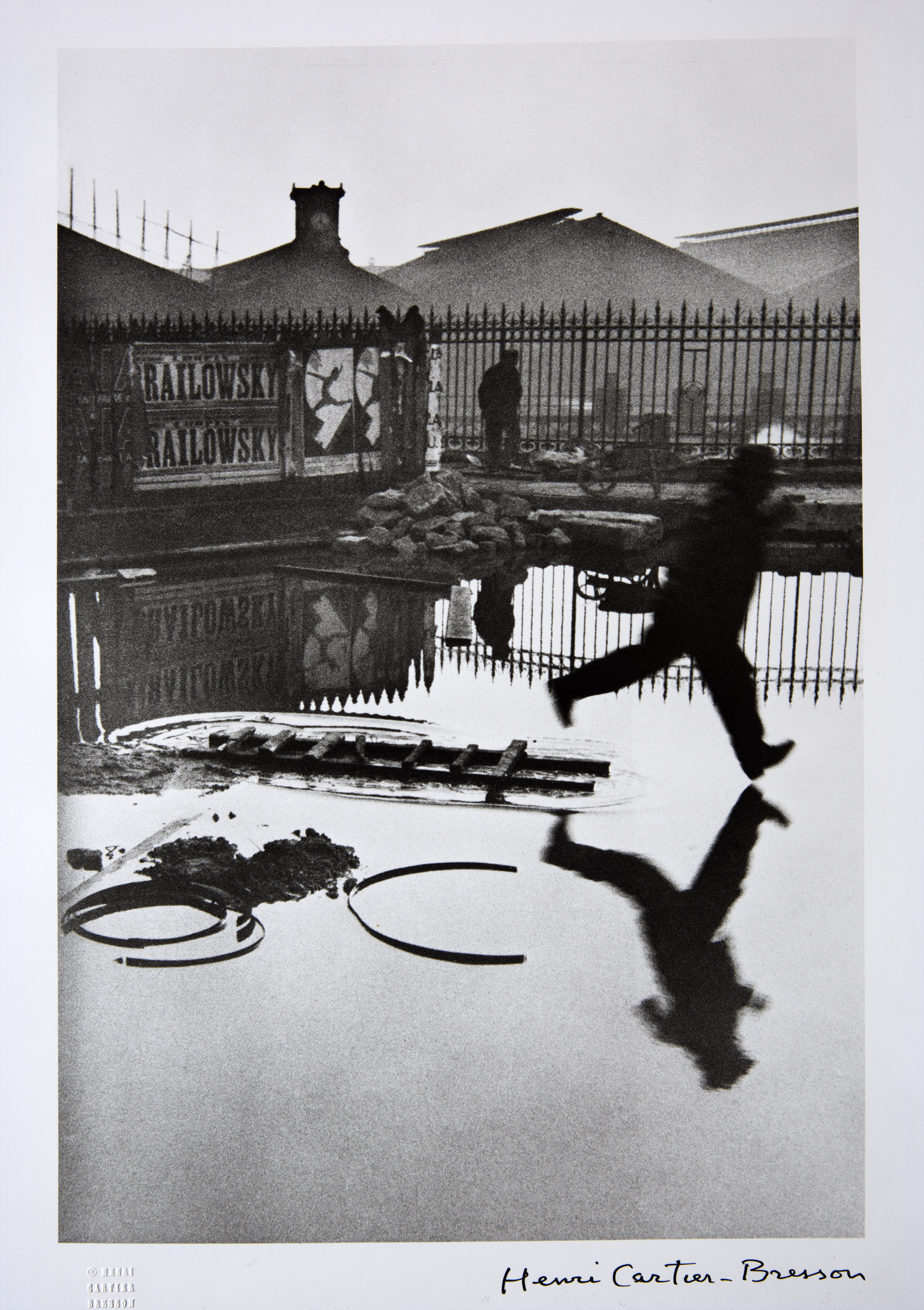 © HENRI CARTIER-BRESSON. Courtesy of Time Space Gallery (Beijing)