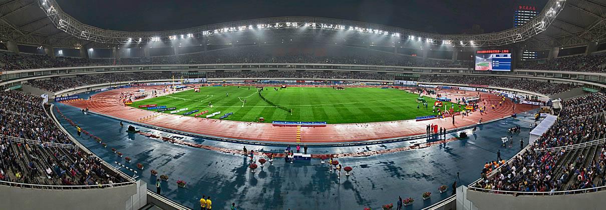 Buy Tickets For IAAF Diamond League Shanghai 2019 In