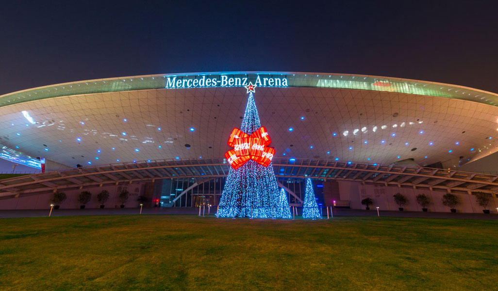 Mercedes benz arena tickets in shanghai for Mercedes benz tickets
